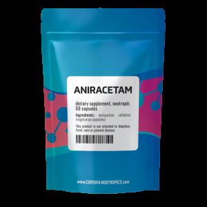 Aniracetam – 60x 500mg Capsules