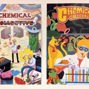 Custom Chemical Collective A3 Posters
